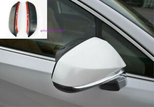 Rearview Mirror Visor Shade Rain Guard Trim Fit for Lexus NX200 NX200t 2015-2019