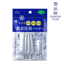[KOSE SEKKISEI] White Powder Wash Enzyme Facial Wash Cleanser 10pcs/1pack NEW