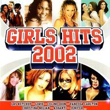 Compilation CD Girls Hits 2002 - France (M/VG)