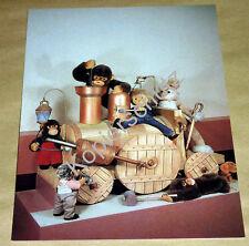 tolle Postkarte vom Musée du Jouet - Puppen- und Spielzeugmuseum - Colmar (73)