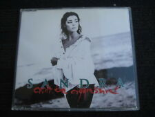MCD  SANDRA  Don't be aggressive  Guter Zustand!  Michael Cretu  Single CD