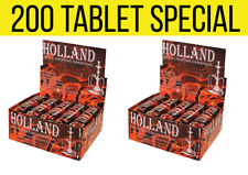 200 pcs AUTHENTIC Holland Quick Light Charcoal for Incense Frankencense Hookah
