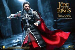 Action figure Re Aragon dal film Il Signore degli Anelli Viggo Mortensen 1/8
