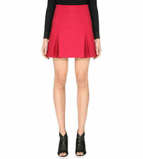 High Waist Dry-clean Only Mini Skirts for Women
