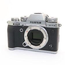 Fujifilm Fuji X-T3 26.1MP Mirrorless Digital Camera Body (Silver) #148