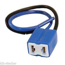 H7 Lampenfassung Stecker Glühlampen-Sockel Licht Keramik Lampenstecker