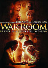 WAR ROOM(2015) DVD