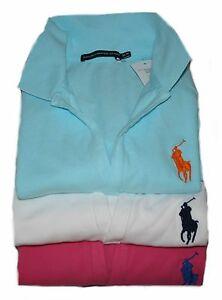 Ralph Lauren Damen Volley Polo Poloshirt Gr.XS