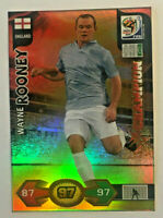 Wayne Rooney Champion Adrenalyn XL WM WC 2010 Trading Card Panini Mint / Neu