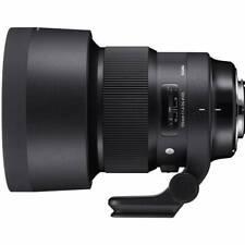 Sigma 105 mm F1.4 DG HSM ART para Sony E-Mount
