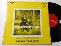 177) LP - Beethoven - Sinfonie Nr. 7 - Arturo Toscanini - RCA - LM-1756 - RAR