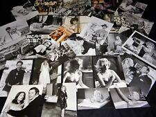 virna lisi  rare 28  photos presse cinema sexy vintage