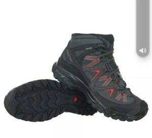Salomon Bekken Mid GTX Outdoor Wanderschuhe Damen Stiefel Women Schuhe gr.41