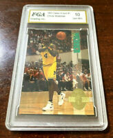 "1993 Classic 4 Sport #1 CHRIS WEBBER SP FGA GEM MINT 10 ""SWEET"""