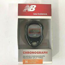 New Balance 24 Chronograph Training Series Split times