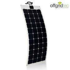 Pannello solare flessibile 120 W 12V camper barche