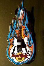HRC Hard Rock Cafe Cologne Köln Flaming Guitar