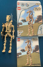 LEGO Technic Star Wars Battle Droid (8001); Complete with opened packaging