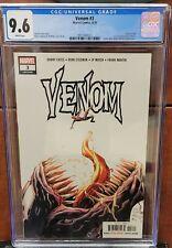 Venom #3 CGC 9.6 1st KNULL Donny Cates Ryan Stegman Miles Morales Appearance
