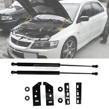 Carbon Bonnet Hood Gas Strut Lift Damper Kit 2Pcs for HONDA 2012 Civic