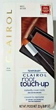 CLAIROL Root Touch-Up RED Roux Temporary Cover Concealing Powder W/ Brush