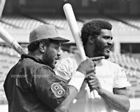 WILLIE STARGELL JOE GREENE Photo PITTSBURGH PIRATES STEELERS 8x10 11x14 or 16x20