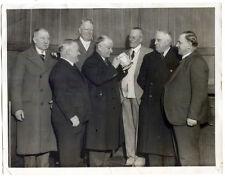 Original Football Press Photo - Sunderland AFC Directors circa 1937