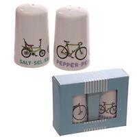 Novelty Design Ceramic Made Salt N And Corporal Pepper Shakers Pots Gift Set