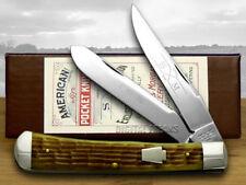 SCHATT & MORGAN Green Keystone Trapper 1/50 Knives