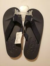 NEW Abercrombie & Fitch Flip Flops -  Men's size Small 7.5/8.5 SAVE!!!