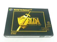 Nintendo 64 Zelda Ocarina Of Time Complete [PAL] Collectors N64 FAH