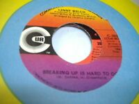 Soul 45 LENNY WELCH Breaking Up Is Hard To Do on Cur