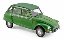 Norev Citroën Dyane 6 modelo 1975 verde Green, 1:18 artículo 181621