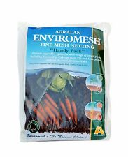 Agralan Enviromesh 3  x 1.83m Protect Plant Vegetables From Pests No Insecticdes