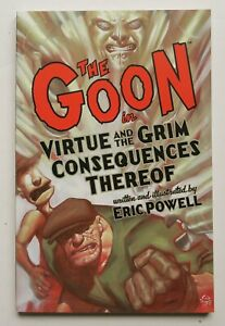 The Goon Virtue & Grim Consequences 4 NEW Dark Horse Graphic Novel Comic Book