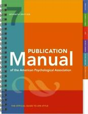 Publication Manual of the American Psychological Association 7th Ed 2020 P..D..F