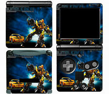 TRANSFORMERS 015 Vinyl Decal Skin Cover Sticker for Game Boy Advance GBA SP