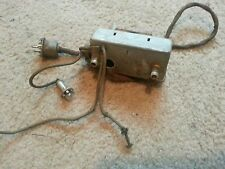 1938  39 CHEVY DELUXE RADIO  FRONT CONTROLLER  RARE OPTION