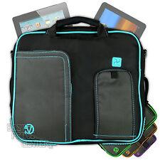 "Men Women 11.6"" Laptop Shoulder Bag Case For ACER LENOVO DELL MACBOOK HP Toshiba"