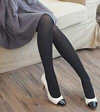 ~ Medium Grey Color 300D Women Full Foot Hosiery Tights Pantyhose KK