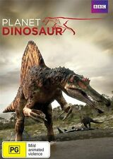 Planet Dinosaur (DVD, 2011, 2-Disc Set) R4 New, ExRetail Stock (D159)