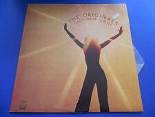 The originals - California sunset -  LP 1975