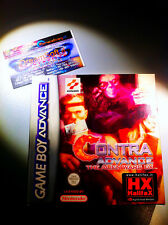CONTRA ADVANCE THE ALIEN WARS EX NUOVO NINTENDO GAMEBOY  RARO NDS GBASP