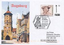 Kaiser Maximilian & Albrecht Dürer, HL. Ulrich d'Augsbourg-Lettre et aussi. St.