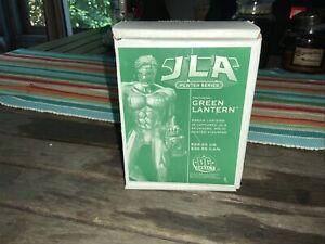 2000 DC DIRECT GREEN LANTERN JLA SERIES PEWTER FIGURE
