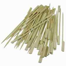 Flaggenspiesse 21 Cm - Bambus Spiesse Fingerfood