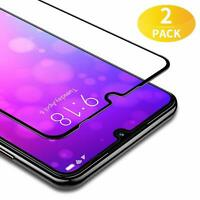 KIT. 2 Pellicole per HUAWEI Honor 20 LIte VETRO glass FULL 9D SCREEN temperato