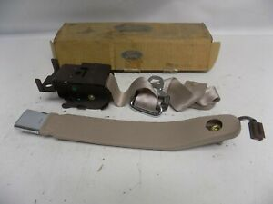 New OEM 1992-1994 Mercury Topaz Left Seat Belt Buckle Retractor F23Z-66611A73-AA