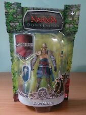 King Miraz The Chronicles of Narnia Prince Caspian action figure collectable NIB