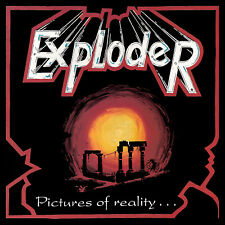 CD Exploder Pictures Of Reality 2CDs